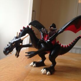 Playmobil Dragon and Knight set 4838