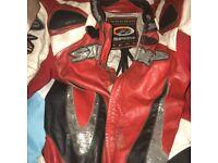 SPIDI Full Leathers