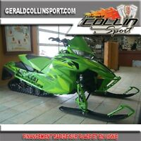 2016 Arctic Cat ZR 8000 Limited 129