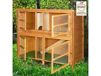 Home&roost 5ft hutch for sale.