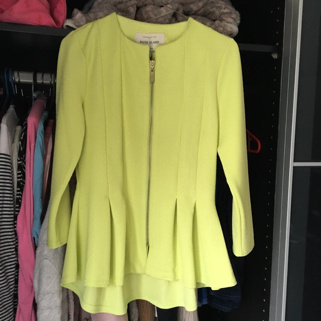 Riverisland size 10 jacket