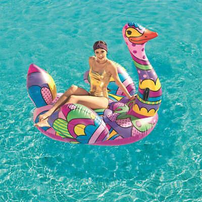 Bestway Flotador para Piscina POP Ostrich Accesorios Articulos Piscinas Playa