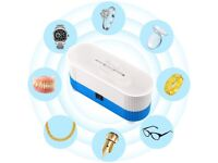 Ultrasonic Cleaner,Cleaning Machine for Cleaning Jewellery ,Glasses,Watch,Metal Coins,Dentures
