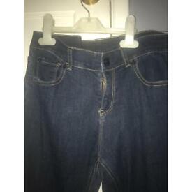Boys size 14 kenzo jeans size 14