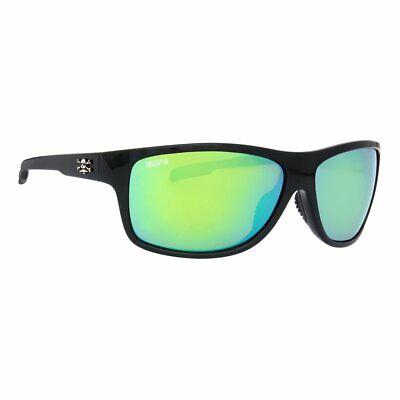 Calcutta Drift Sunglasses Black Frame Green (Drift Sunglasses)