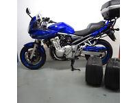 SUZUKI GSF650-BANDIT....................STAFFORD MOTORCYCLES...........................