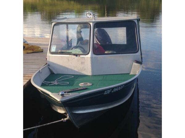 Used 2003 Lund Boat Co Outfitter 1700 SS