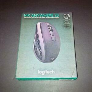 Logitech MX Anywhere 2S Wireless Mouse USB/Bluetooth – New