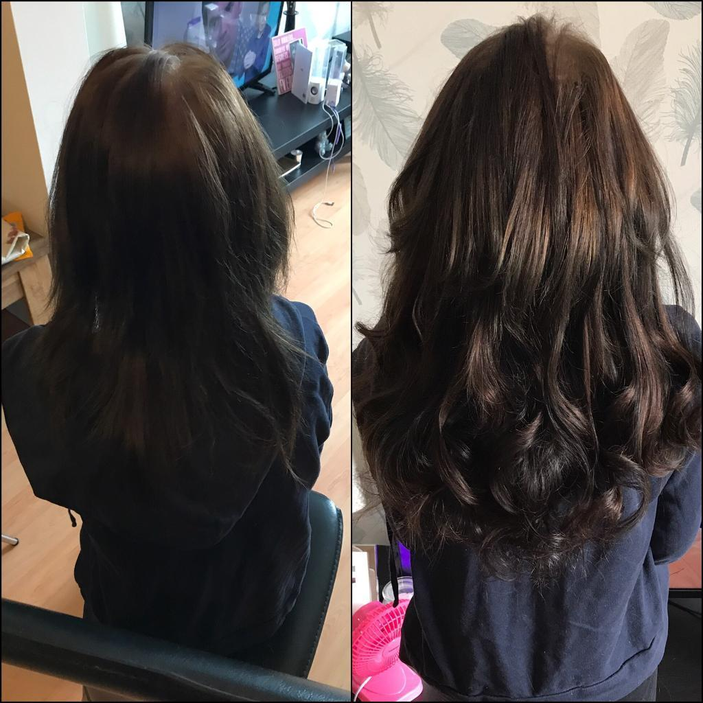 hair extensions micro weft nano micro rings mobile service