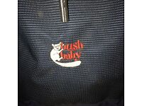 Bushbaby backpack/toddler carrier