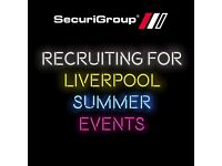 Event Stewarding & Security Opportunities