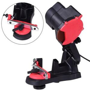 4200RPM Electric Chainsaw Chain Saw Sharpener Grinder Bench Wall Vise Mount - BRAND NEW - FREE SHIPPING