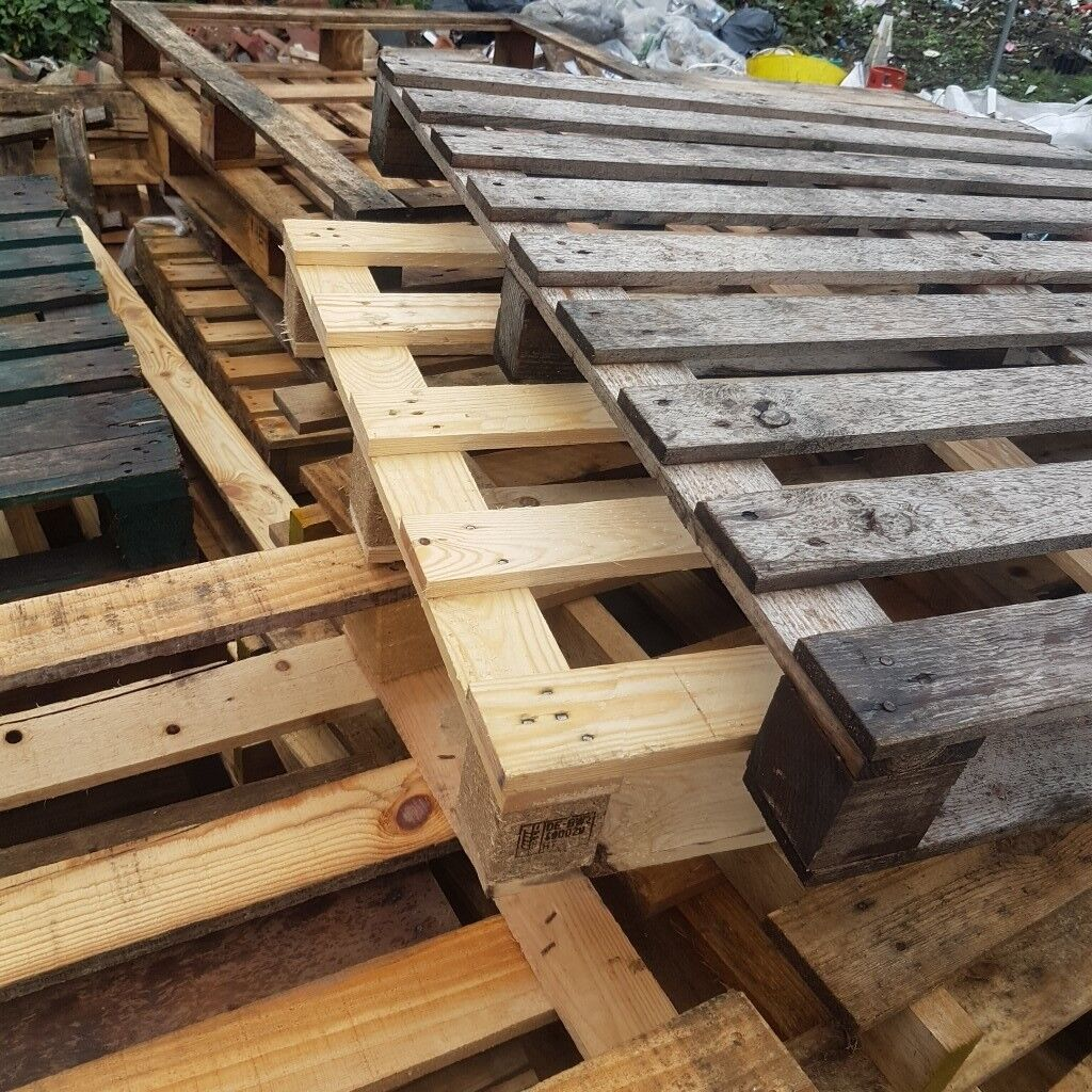 Used Pallets for sale as firewood | in Washwood Heath ...