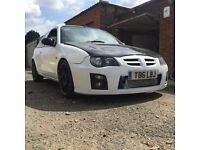 Converted rover 218 to mg zr mk2 2.0 turbo