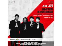 4 AIB Live in UK tickets for sell - Watford 22 July show