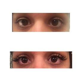 Eyelash technician - Eyelash extensions