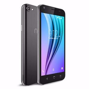 "NUU Mobile X4 5.0"" HD LTE, 2GB/16GB Expandable, 13MP/5MP,  Black or White. **Save $70 on X4 Bundle **"