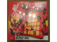 Genuine LFC Guess Who game brand new, unopened.