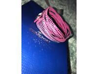 SWAROVSKI PURPLE CRYSTAL BRACELET!!✨