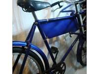 pashley butchers bike for sale rear wheel is single speed back pedal brake