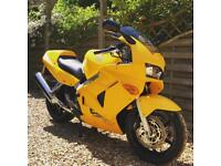 1999 HONDA VFR800Fi - excellent condition, low mileage (recently reduced)
