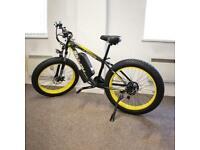 E-bike (fat tyre) 500w