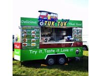 Wilkinson Mobile Trailer made of high quality stainless steel for music festival