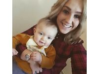 Babysitting and nursery/school drop offs