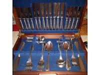 92 pieces canteen Cutlery strong & beautiful