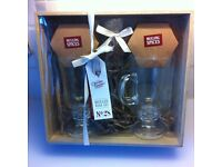 Mulled Wine glass gift Set
