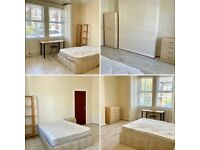 LARGE DOUBLE ROOM AVAILABLE IN 4 BED HOUSE SHARE NEWCASTLE UPON TYNE. NO DEPOSITS