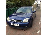 Vauxhall vectra 2.0 diesel 2003 149k for sale