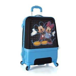 Heys Disney Clubhouse 26 inch Hybrid Luggage