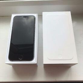 Iphone 6 - 16gb - Space Grey - O2