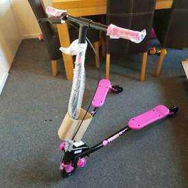 Yvolution Y flicker A3 air series scooter
