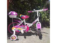 Girl's bike 14 inch - Apollo Pixie