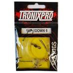 Tronixpro Sea Rigs 1Up 1Down Size : 6