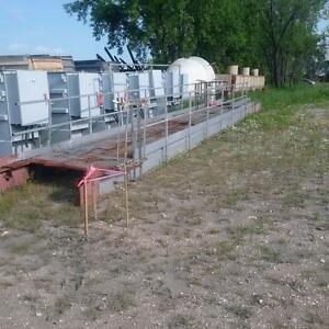 Heavy Duty Steel Bridge 6' Wide x 57' Long