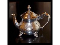 Silver Plated Teapot *** SSTC ***