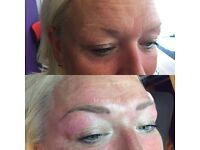 Microblading training !Semi-permanent eyebrows