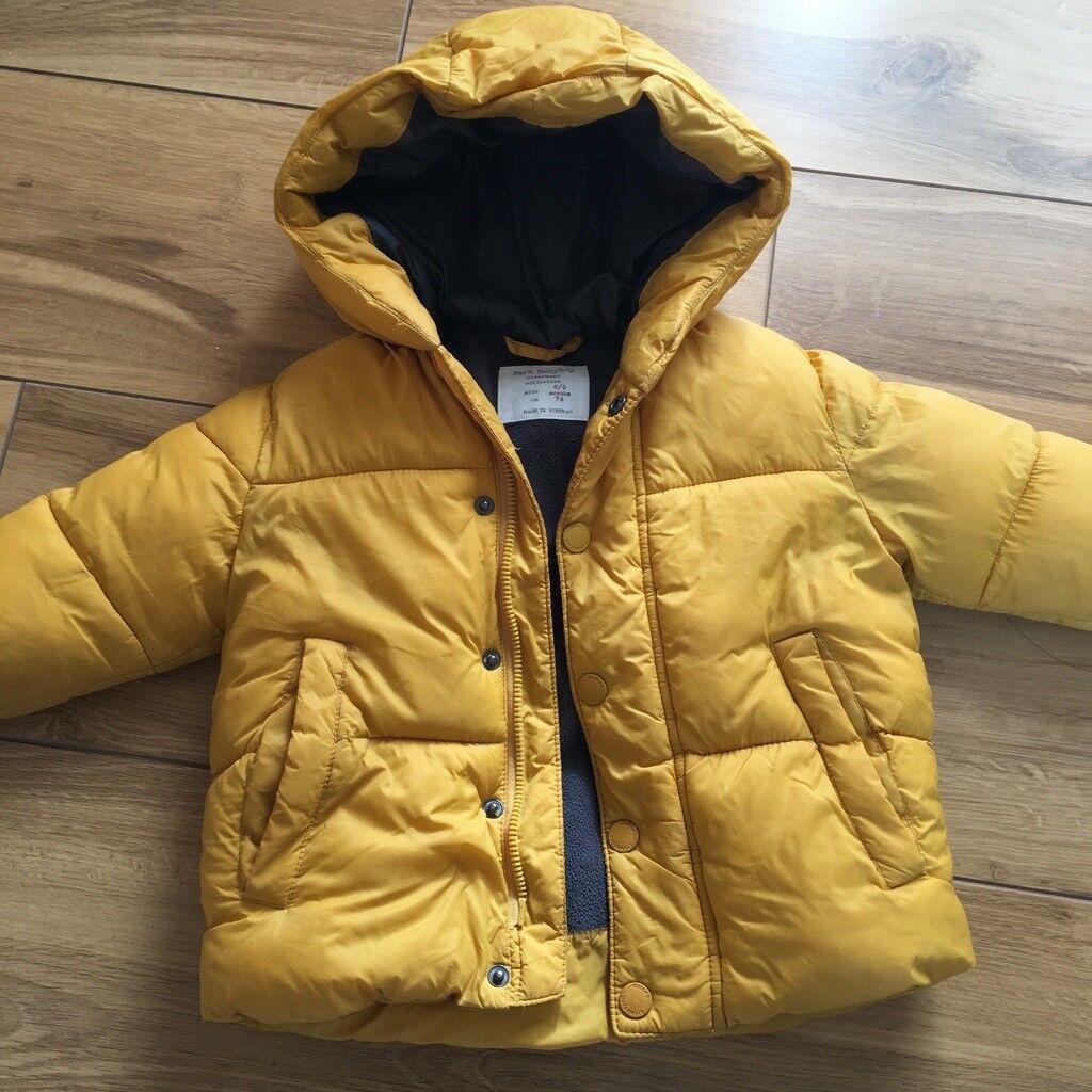 93dffc458529 Puffer Jacket from ZARA (6-9months)