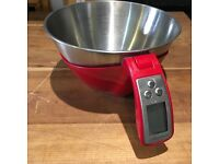 Morphy Richards digital weighing scale