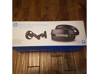 HP Windows Mixed Reality Headset VR1000-100nn – Black BNIB Sealed