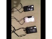 FREE Cameras 35ml film