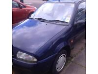 Ford Fiesta 1.3i spares or repairs