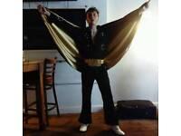Elvis Presley tribute artist