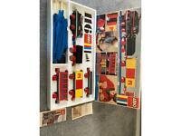Lego system vintage railway set