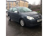 Volkswagen polo 1.4d blue motion (free tax)