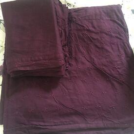 Ikea bedding-Double