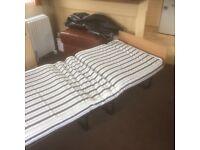 Jay be folding single bed
